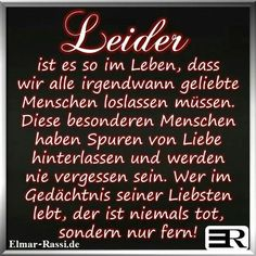 ★★★ German Quotes, Neon Signs, Words, Life, Frases, Sad, Heart And Souls, Letting Go, Proverbs Quotes