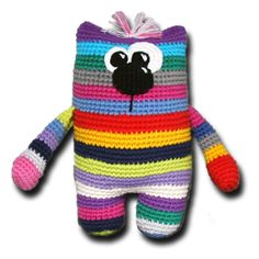 Gustav pattern by Zhaya Designs - Amigurumi Chat Crochet, Crochet Patterns Amigurumi, Crochet For Kids, Baby Knitting Patterns, Amigurumi Doll, Crochet Dolls, Free Crochet, Loom Knitting, Crochet Projects