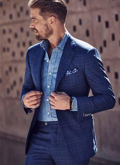 men's fashion & style - J.Hilburn S/S 2016