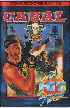Cabal (C64)