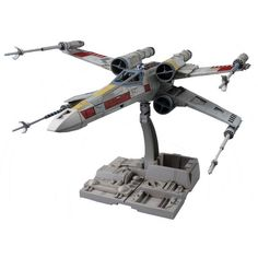 Star Wars Bandai 1/72 Plastic Model : X-Wing Star Fighter