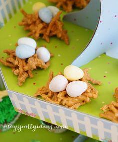 Birds Nests ~ Easter
