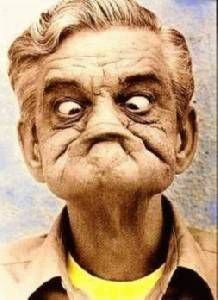 42 funny faces – these are hilarious! Old Man Pictures, Dumb Pictures, Old Man Face, Funny Poses, Make Funny Faces, Silly Faces, Ugly Men, Old Faces, Too Faced