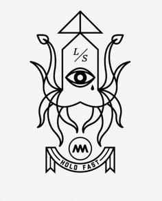 Some day I will have a secret society that has a logo like this.
