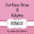 Surface Area & Volume Review Game  ~ High School Geometry ~