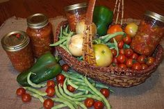 Canning Homegrown Produce  Homesteading Skills Every Homesteader Must Be Well Equipped