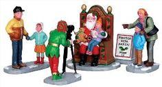 Photos With Santa, Set Of 5 22032 - Compra Online su Giardineria -