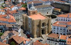 Coimbra old's cathedral