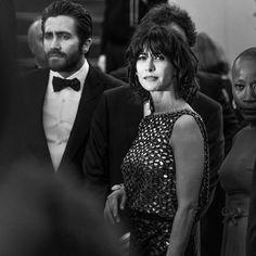 Jake Gyllenhaal, Sophie Marceau, Rokia Traoré, montée des marches du 13 mai, Festival de Cannes 2015