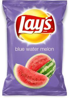 blue water melon
