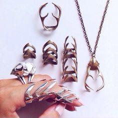 Jewellery game strong @leannelimwalker