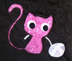 reverse applique  Tutorials   Urban Threads: Unique and Awesome Embroidery Designs