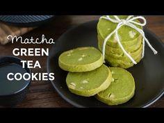 Green Tea Cookies 抹茶クッキー • Just One Cookbook