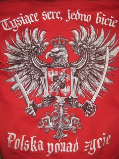 Polish Eagle Tattoo, Polish Tattoos, World Country List, Poland Flag, Poland History, Visit Poland, Eagle Design, Eagle Tattoos, Coat Of Arms