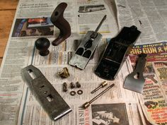 Setting up and tuning a hand plane