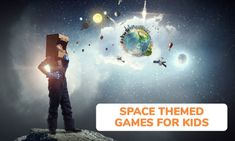 15 Outer Space Party Games and Activities for Kids - Kid Activities A collection of 15 fun outer space party games and activities for kids. Great for your little astronaut's special day or a classroom space themed day! Space Games For Kids, Activities For Kids, Outer Space Facts, Black Hole Theory, Video Game Crafts, Space Illustration, Space Party, Space Crafts, Party Games