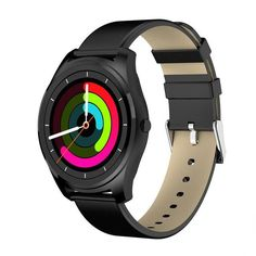 FLOVEME K7 Bluetooth Smart Watches Man Woman Full Stainless Steel Wristwatch Smart Watch For iPhone IOS & Android Smartwatch