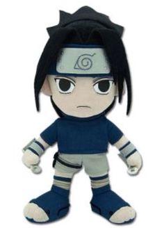 Sasuke Doll Plushie ^    ^