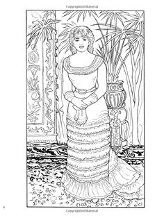 Dover Publications on Amazon / Dover Masterworks : Color Your Own Renoir Paintings / Marty Noble