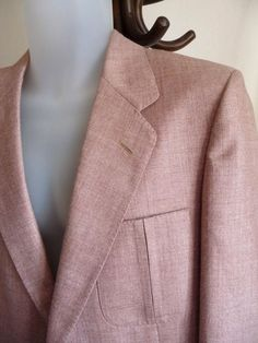 Vintage 70s-80s Lanvin tailored jacket
