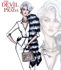 """""""That's All"""" - Miranda Priestly #TheDevilWearsPrada 10th Anniversary"""