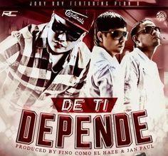 "Jory Ft. Plan B – De Ti Depende (Prod. By Fino Como El Haze, Jan Paul & Duran ""The Coach"") | Corillo Magazine - FREE DOWNLOAD!"
