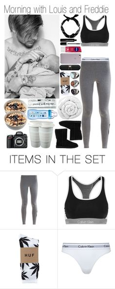 """""""Morning with Louis and Freddie"""" by linusya-badoeva ❤ liked on Polyvore featuring art"""