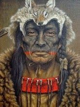American Indian's History: Michabo, the Great Hare, the principal deity of the Algonquins