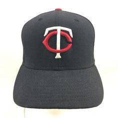 e21d6828cca Minnesota Twins TC MLB Baseball Cap Hat Fitted New Era 59fifty