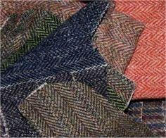 harris tweed remnants