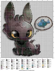 Embroidery Stitches Blanket How To Crochet Ideas Pokemon Cross Stitch, Dragon Cross Stitch, Cross Stitch Art, Counted Cross Stitch Kits, Cross Stitch Designs, Cross Stitching, Cross Stitch Embroidery, Embroidery Patterns, Pixel Art Dragon