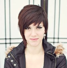 Trendy Edgy Short Haircuts for Women 297x300 Cute Short Edgy Haircuts for Beautiful Girls