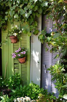 Romantique « Slowgarden / Design Terrasses et Jardins