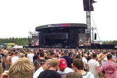 Leuven (Belgien): Rock Werchter, Bier & Schokolade #Belgien #Leuven #RockWerchter