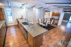 Conway Rd. - Modern Living Room - Muve Real Estate