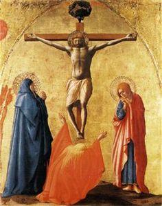 Crucifixion - Masaccio