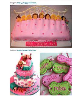 Comidinhas - festa do pijama Pj Party, Childrens Party, Fun, Theme Ideas, Creative, Kids Part, Cakes For Kids, Sweet 16 Sleepover, Blue Prints