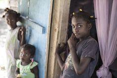 I Photographed Haiti's Strength – Its Women