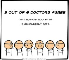 Cyanide and Happiness by Kris Wilson, Rob DenBleyker and Matt Melvin - 7 May 2014