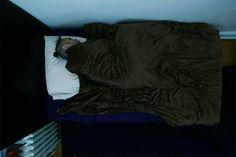 Así eres (de verdad) cuando duermes