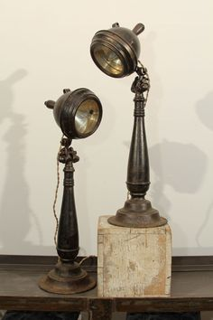 Harley Davidson Head Light Lamps