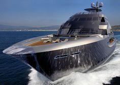 65m Mega Yacht Illusion Concept