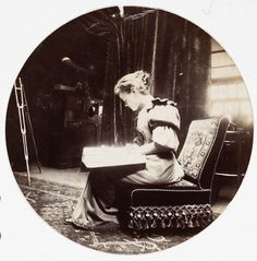 """The earliest """"amateur"""" photographs from a Kodak No. 1 in the early 1890s."""