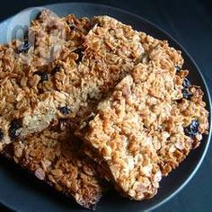 Foto recept: Basisrecept flapjacks