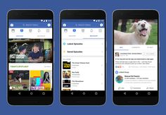 Introducing Watch, a new platform for shows on Facebook   Facebook Newsroom