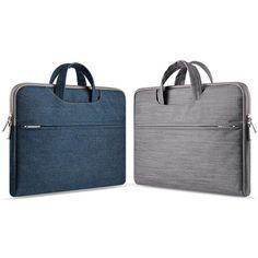 Laptop Bag Case 11 12 13 14 15.6inch Denim handbag Computer Bags Waterproof Men Women Notebook bag For Macbook Asus Lenovo