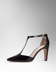 Beatrice High Heel (Black)