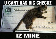 Big Checkz Source by pchdotcom