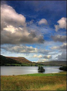 Loch Freuchie - Glen Quaich Perthshire, Scotland