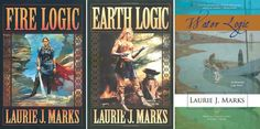 Elemental Logic by Laurie J. Marks